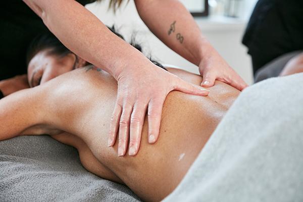 massagebehandling